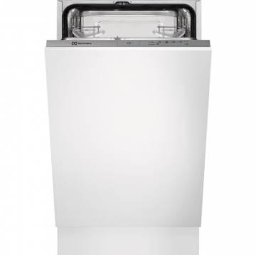 Masina de spalat vase incorporabila Electrolux ESL4201LO, 9 seturi, 5 programe, Clasa A+, 45 cm
