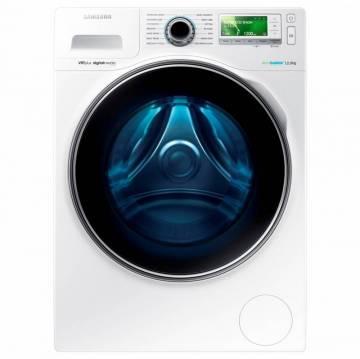 Masina de spalat rufe Samsung Crystal Blue WW12H8400EW, 12 kg, 1400 RPM, Clasa A+++(-50%)
