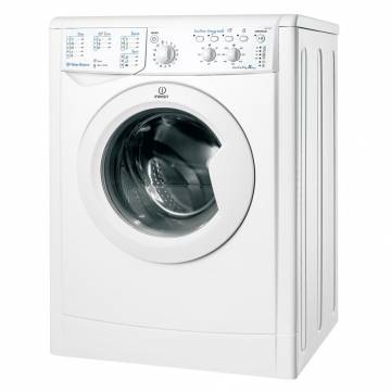 Masina de spalat rufe Indesit IWD 71051, 1000 RPM, 7 kg, Clasa A+, Alb