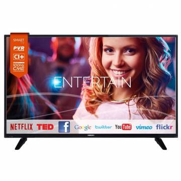 Televizor LED Horizon, 121 cm, 48HL737F, Full HD
