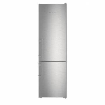 Combina frigorifica Liebherr Confort Cuef 4015, 358 l, Clasa A++, Iluminare LED, H 201 cm, Inox