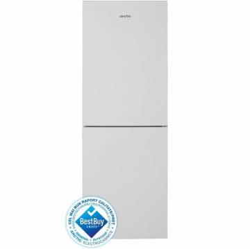 Combina frigorifica Arctic AK603502-4, 331 l, Clasa A+, H 201 cm, Alb