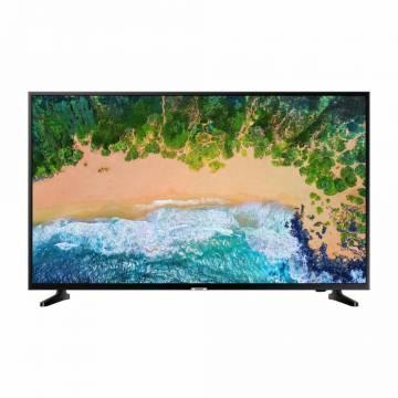 Televizor LED Smart Samsung UE43NU7092, 108 cm, 4K Ultra HD, HDR, Smart Hub, Negru
