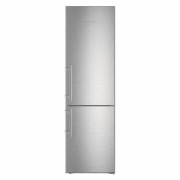 Combina frigorifica Liebherr Cbef 4805, 357 l, Clasa A+++, Touch control, H 201 cm, Argintiu