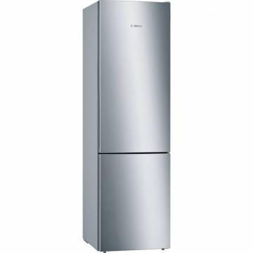 Combina frigorifica Bosch KGV36UL30, 309 l, Clasa A++, Low Frost, VarioZone, H 186 cm, Inox look