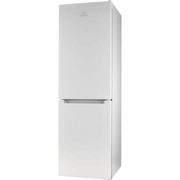 Combina frigorifica Indesit LR8 S1 FW, 339 l, Clasa A+, H 188.8 cm, Alb