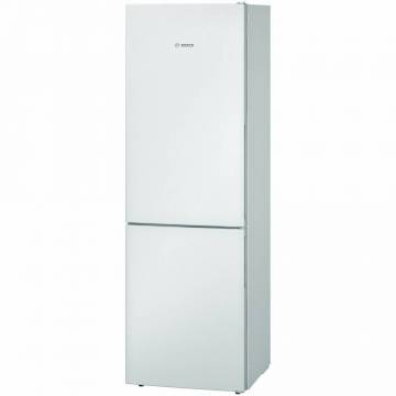 Combina frigorifica Bosch KGV36UW30, 309 l, Clasa A++, Low Frost, VarioZone, H 186 cm, Alb