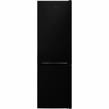 Combina frigorifica Heinner HC-V268BKA+, 268 l, Clasa A+, Control mecanic, H 170 cm, Negru