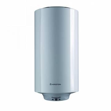 Boiler electric Ariston Pro Eco EVO 50 EU, 1800 W, 50 l, 0.8 Mpa, Functie ECO EVO, Izolatie termica, Protectie electrica IPX4, Afisaj LED-uri