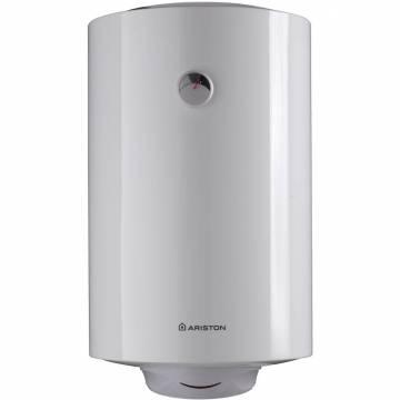 Boiler electric Ariston Pro R EVO 80 EU, 1800 W, 80 l, izolatie termica poliuriten, reglare mecanica exterioara, supapa siguranta, protectie electrica IPX4