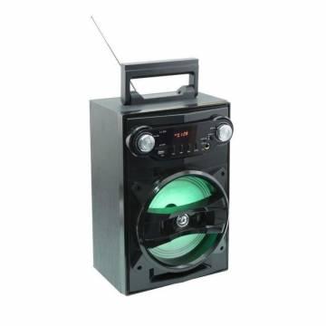 Boxa portabila Sal BT 1650, bluetooth, radio FM, redare MP3, SD, USB, led cu schimbare culoare