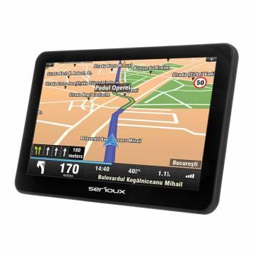Sistem de navigatie Serioux Urban Pilot UPQ700, diagonala 7 inch