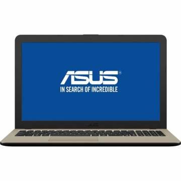 Laptop ASUS X540MA-GO207 cu procesor Intel® Celeron® N4000 pana la 2.60 GHz, 15.6