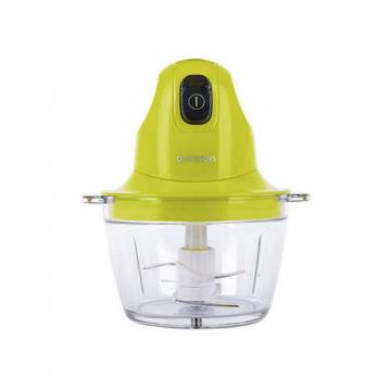 Tocator Oursson CH3010/GA, 300 W, 4 lame, Vas sticla 0.8 l, Verde