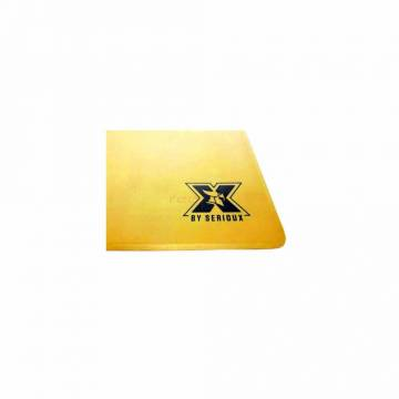 Mousepad X by Serioux Orrin, Gaming, 400 x 300 x 1 mm, Auriu