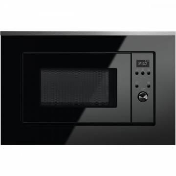 Cuptor cu microunde incorporabil Electrolux LMS2203EMX, 20 l, 700 W, Avertizare sonora, Afisaj LED, Negru