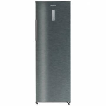 Congelator Heinner HFF-M232NFX+, 227 l, 7 sertare, Clasa A+, Full No Frost, Sistem Convertibil Frigider/Congelator, Display touch, H 172 cm, Antracit