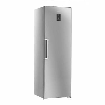 Congelator Heinner HFF-V280NFX+, 280 l, 7 sertare, Clasa A+, Full No Frost, Display, Control electronic, H 186 cm, Inox