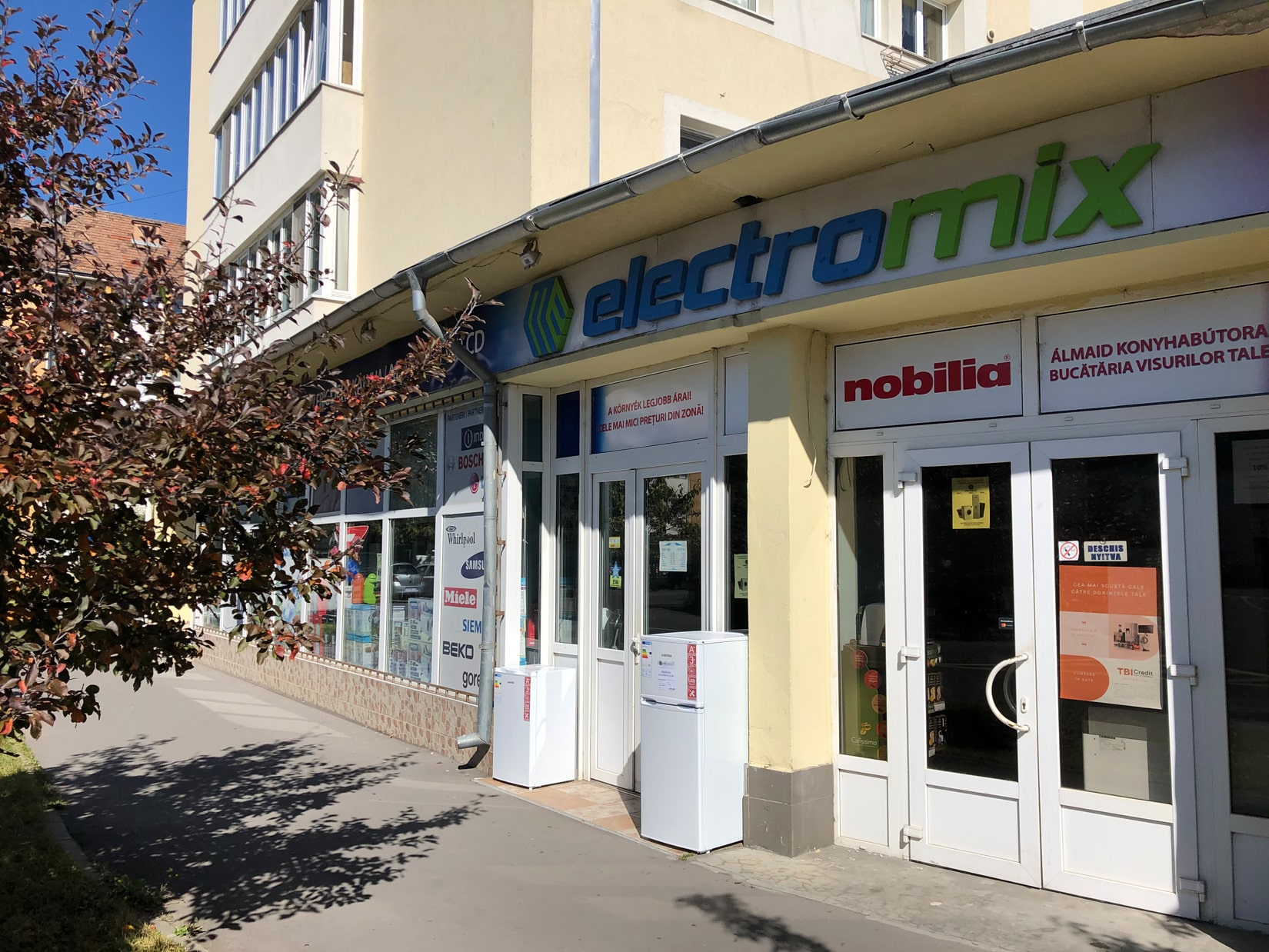 Magazin Electromix